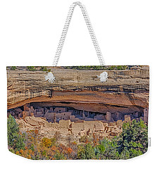 Mesa Verde Cliff Dwelling Weekender Tote Bag