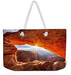 Mesa's Sunrise Weekender Tote Bag