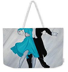 Mesmerized Weekender Tote Bag