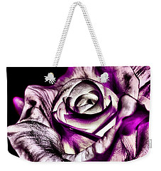 Mesmerizing Rose Weekender Tote Bag