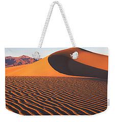 Mesquite Dunes 1-sq Weekender Tote Bag