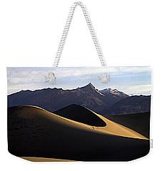 Mesquite Dunes At Dawn Weekender Tote Bag by Joe Schofield