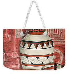 Messages Weekender Tote Bag