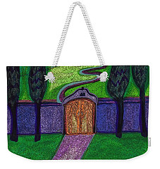 Metaphor Door By Jrr Weekender Tote Bag