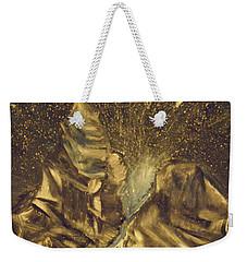 Meteor Shower Weekender Tote Bag