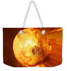 Meteoric Onion Weekender Tote Bag by Brian Boyle