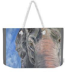 The Elder, Methai An Elephant Weekender Tote Bag