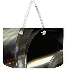 Metropolis Weekender Tote Bag