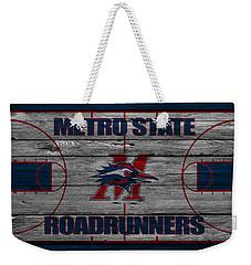 Metropolitan State Roadrunners Weekender Tote Bag
