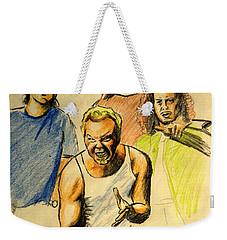 Mettalica Weekender Tote Bag