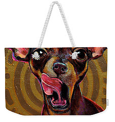Mexican Mystique Weekender Tote Bag