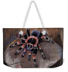 Mexican Redknee Tarantula Weekender Tote Bag