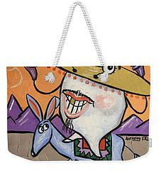 Mexican Tooth Weekender Tote Bag