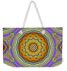 Colors Of Mexico 3 Weekender Tote Bag by John  Bartosik