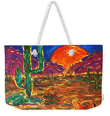 Mexico Impression IIi Weekender Tote Bag