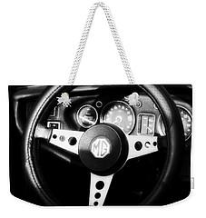 Mg Dashboard Weekender Tote Bag