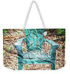 Mi Silla De Papel  Weekender Tote Bag