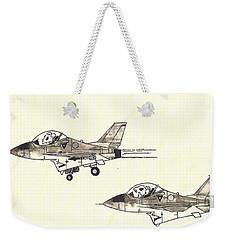 Formation Weekender Tote Bag