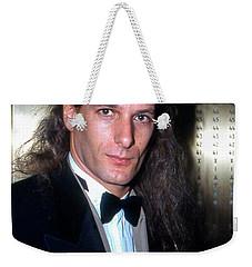 Michael Bolton 1990 Weekender Tote Bag