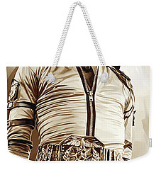 Michael Jackson Artwork 2 Weekender Tote Bag