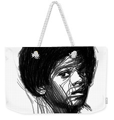 Michael Jackson- The Early Years Weekender Tote Bag
