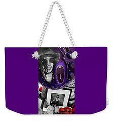 Michael's Memorial Weekender Tote Bag