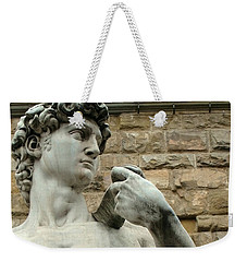 Michelangelo's David 1 Weekender Tote Bag
