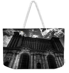 Michigan Central Station Highrise Weekender Tote Bag
