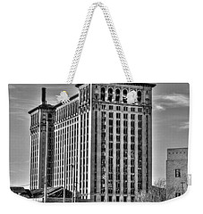 Michigan Central Station Weekender Tote Bag