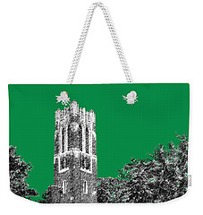 Michigan State University - Forest Green Weekender Tote Bag