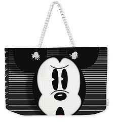 Mickey Mouse Disney Mug Shot Weekender Tote Bag