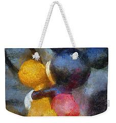 Mickey Mouse Photo Art Weekender Tote Bag