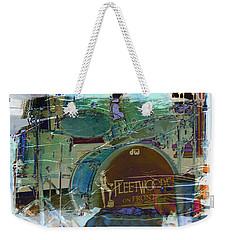 Mick's Drums Weekender Tote Bag
