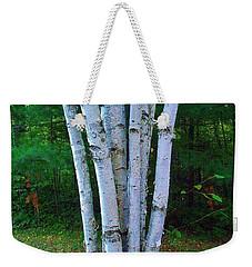 Micro-grove Weekender Tote Bag by Daniel Thompson