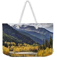 Middle Fork Brillance  Weekender Tote Bag