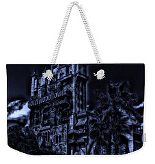 Midnight At The Tower Of Terror Weekender Tote Bag