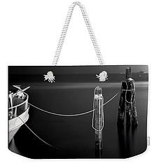 Midnight Calm Weekender Tote Bag