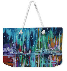 Midnight Dance Weekender Tote Bag
