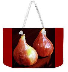 Midnight Figs Weekender Tote Bag