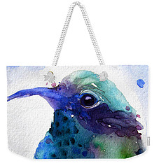 Midnight Hummer Weekender Tote Bag