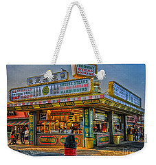 Midway Steak House Weekender Tote Bag