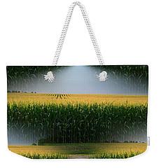Midwest Gold Weekender Tote Bag