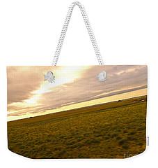 Midwest Slanted Weekender Tote Bag