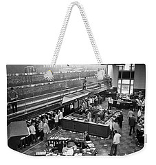 Midwest Stock Exchange Weekender Tote Bag