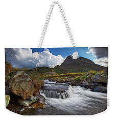 Mighty Tryfan  Weekender Tote Bag