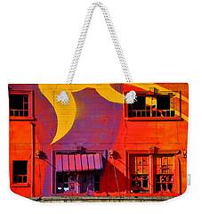 Migrate Detail 1 Weekender Tote Bag