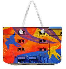 Migrate Detail 2 Weekender Tote Bag