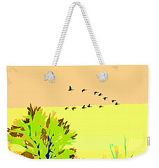 Migration 4 Weekender Tote Bag