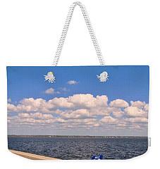 Mile 22 Weekender Tote Bag