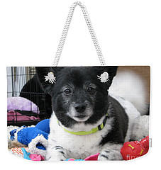 Miley 2 Weekender Tote Bag